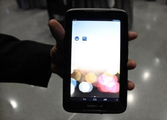 Lenovo A1000 es una tableta de 7 pulgadas con Jelly Bean - Negocios ...