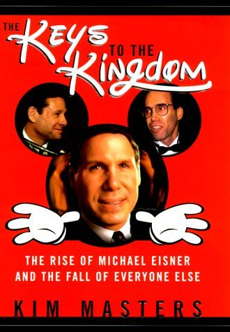 The Keys to the Kingdom: How Michael Eisner Lost His Grip @ niftywarehouse.com #NiftyWarehouse #Disney #DisneyMovies #Animated #Film #DisneyFilms #DisneyCartoons #Kids #Cartoons