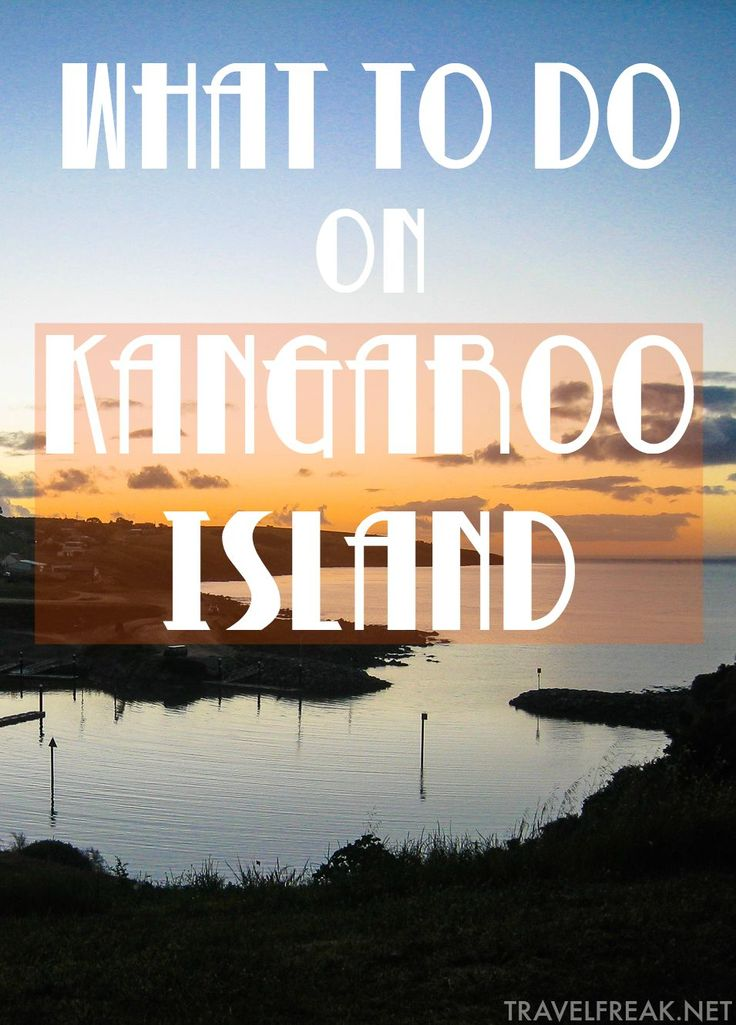 Kangaroo Island, just off the southern coast of Adelaide, is a nature-lover's paradise. With pristine beaches, vast sand dunes, opulent coastline, and a diverse population of wildlife, Roo Island is an oft-missed piece of paradise that simply should not be excluded from an Australian itinerary.
