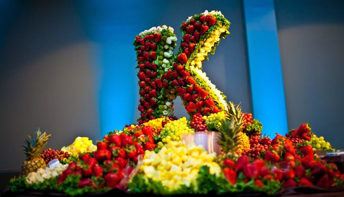 fruit displays for wedding receptions - Google Search