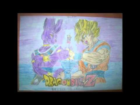 DRAGONBALL Z BATTLE OF GODS HOW STRONG THE ENEMY REALLY IS!! (DBZ BATTLE...