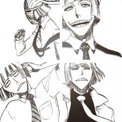 Bleach Challenge    Day 1- Favourite Character  » Hirako Shinji