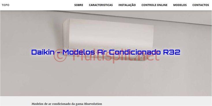 Daikin Bluevolution, esta gama da Daikin ar condicionado proporciona elevadas eficiências em aquecimento e arrefecimento, classificação energética até A+++