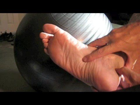 Foot Massage: Do It While You View It - YouTube