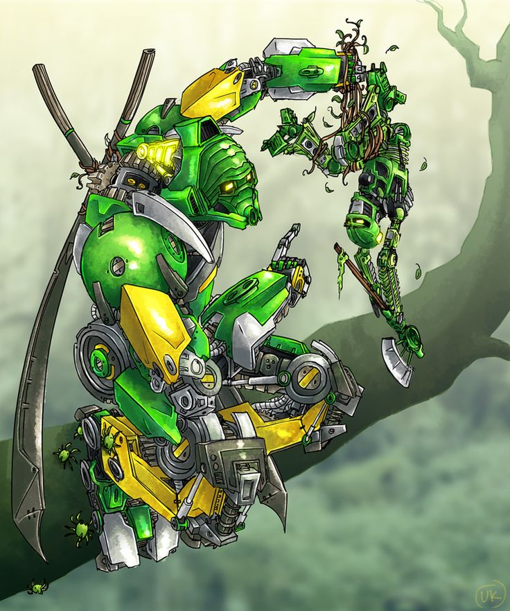 Bionicle .The size difference between new and old