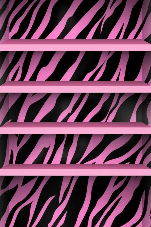 528 best animal print images on pinterest background - Pink zebra wallpaper for iphone ...