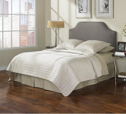 make your bed into something a little more luxurious with this beautiful twin size headboard with its polyester upholstery it adds a bit of color to any