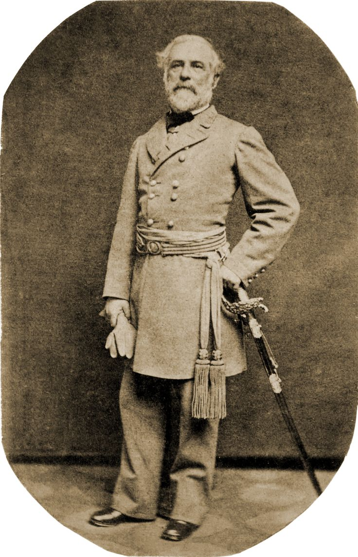 a biography and life work by robert edward lee an american civil war general Shotgun's home of the american civil war robert edward lee  , virginian robert e lee had some difficulty in adjusting to the new form of warfare that unfolded.