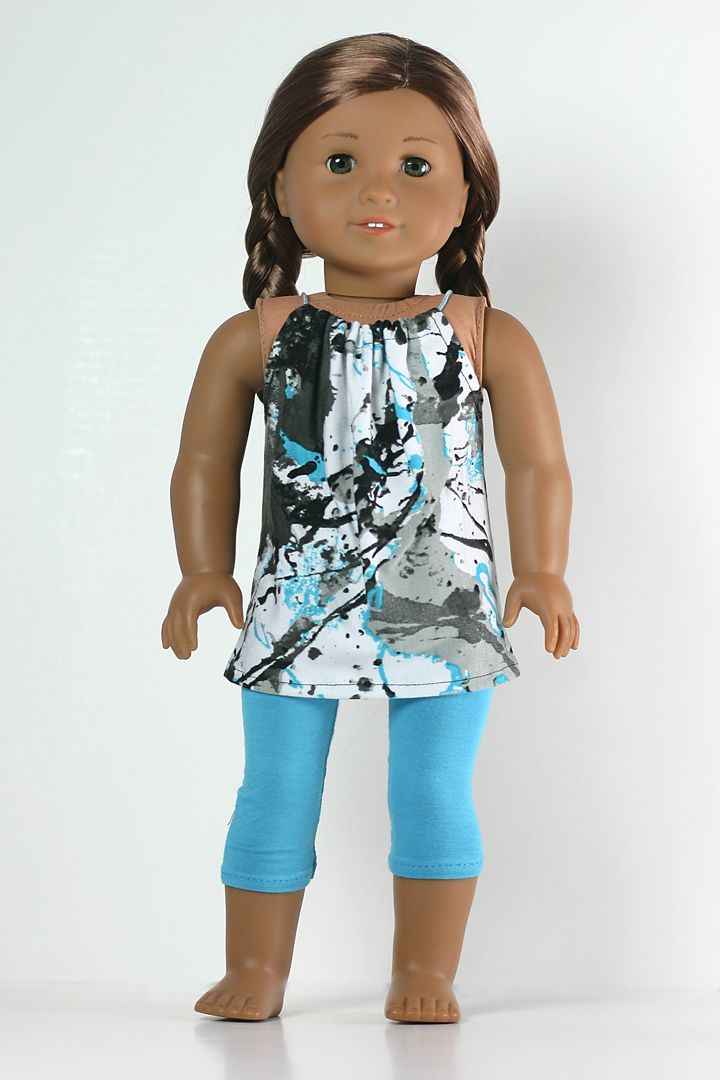 American Girl Doll Clothes Patterns | ... Giveaway for your American Girl Doll! | The Liberty Jane Clothing Blog