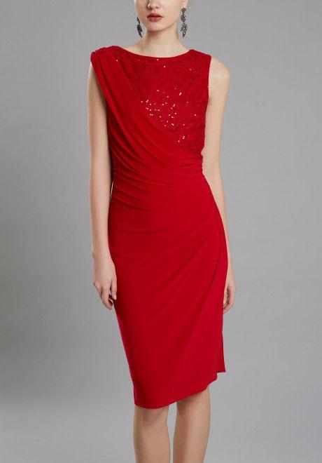 Vestido Natalia, Vestidos de Fiesta y ceremonia tallas grandes, curvy. #curvy #tallasgrandes #modatallasgrandes #Xmas #Navidad #Nochebuena