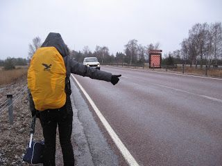 through geographer's eyes: Hitch-hiking in Poland and Slovakia