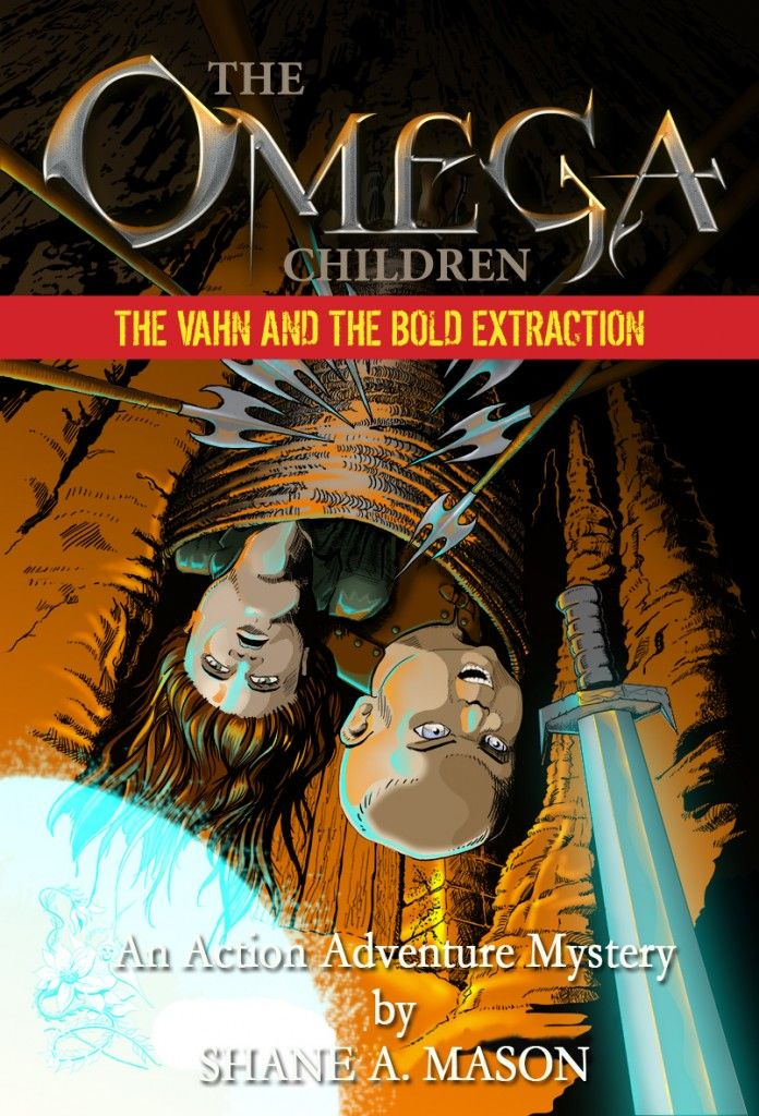 New Cover for the Vahn and the Bold Extraction