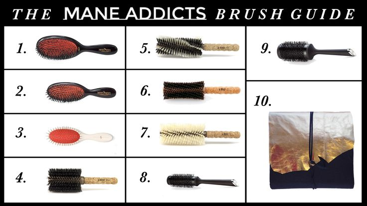 For the every day primper and hairstylists alike, the right hair styling brushes to use can remain a surprising mystery.  Most girls [and guys] only have one or two brushes in their home collection and chances are it isn't the right one for their hair type or desired outcome.  We're here to break down the essentials. […]