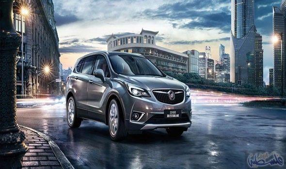 نسخة جديدة من بويك قريبا في السوق الصينية Buick Envision Best New Cars Car Salesman
