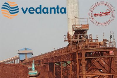 Vedanta was lower by 4% at Rs. 92. Vedanta Resources Chairman Anil Agarwal reportedly said the consumption of the metal will rise to 20 million tonnes (mt) from the present 2 mt.