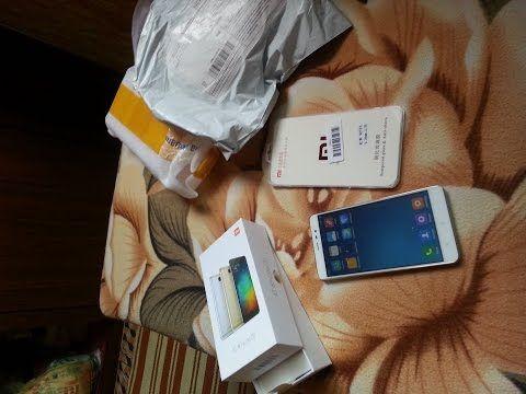 طريقة شراء هاتف من ALIEXPRESS مع اثبات التسليم UNBOXING للهاتف  XIAOMI R...