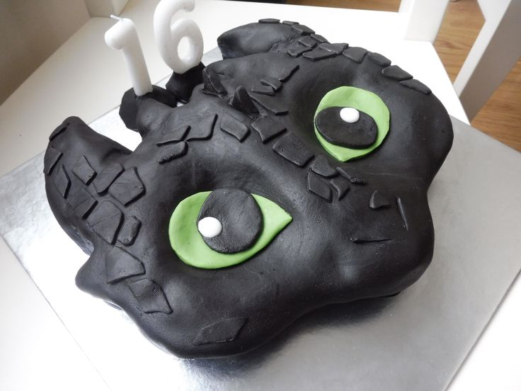 How To Train Your Dragon Cake Tin