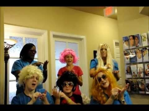 Call Me Maybe Video by Timberlake Dental - Having Fun at the Dentist