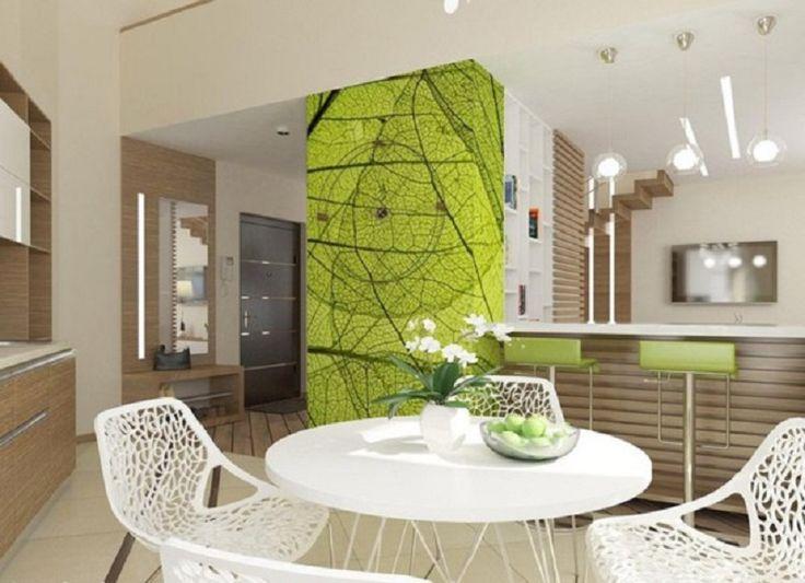 Проект дизайн интерьера для дома площадью 87 квадратных метров
