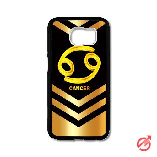 Zodiac Gold Cancer Samsung Cases #iPhonecase #Case #SamsungCase #Accessories #CellPhone #Cover #samsung