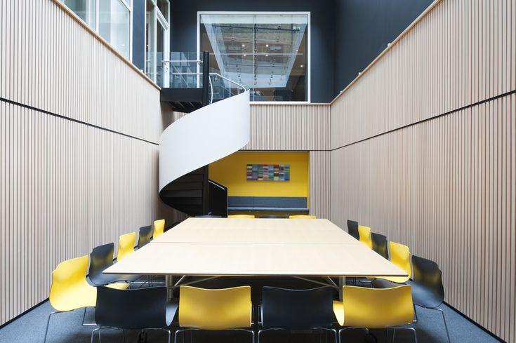 A Contemporary Renovation for a Classic Mayfair Office / Brady Mallalieu Architects