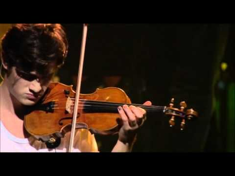 Charlie Siem - 'The Four Seasons' at Night of the Proms. He's so beautiful. and plays violin? I'm in love.
