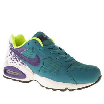 Women's White & Blue Nike Air Max Triax 94 Trainers | schuh