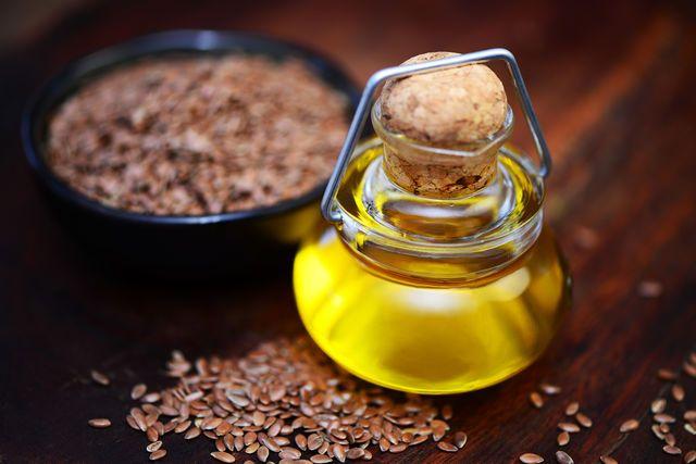 Льняное масло благотворно влияет на наш мозг и нервную систему