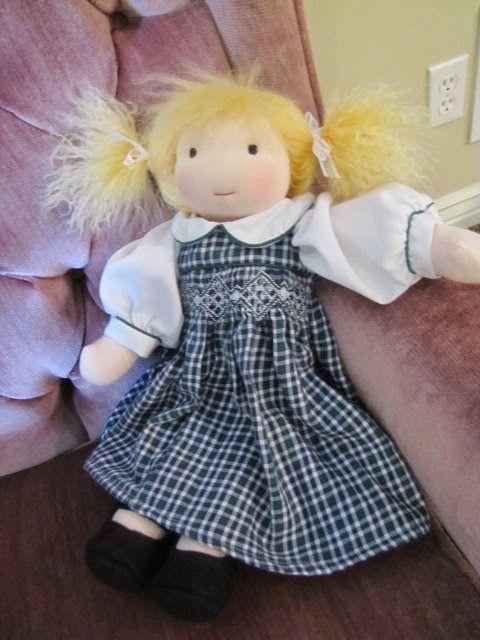 Mejores 12 imágenes de Waldorf Doll patterns en Pinterest | Muñecos ...