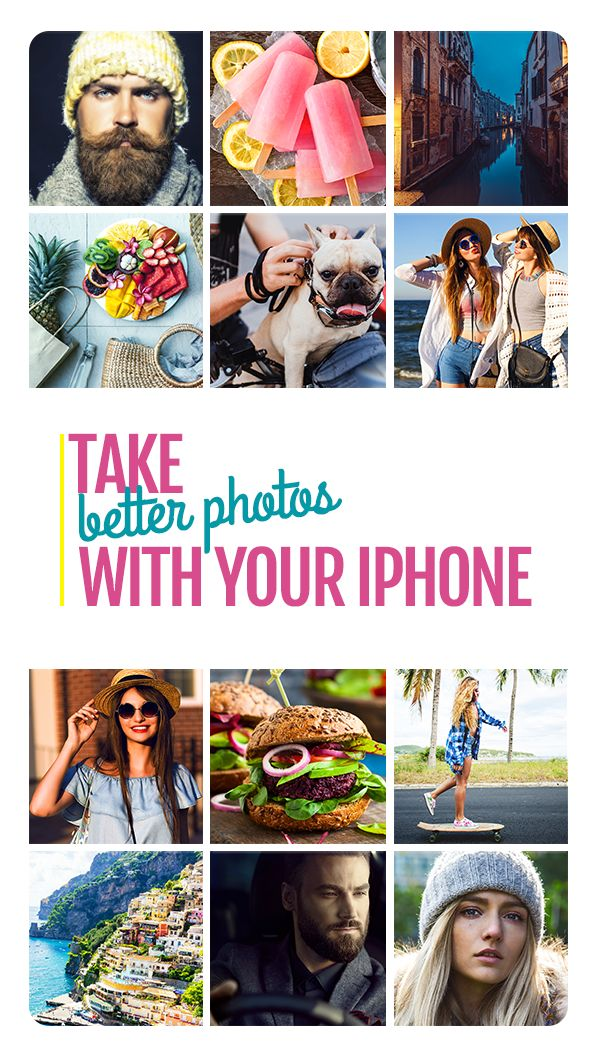 Professional-looking shots made easy! Get 2 in 1: the ultimate camera and photo editor!