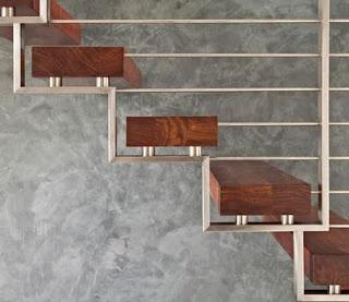 pasamanos de aluminio para escaleras: Staircases, Interiors Design, Courtyard House, Wa Design, Modern Staircase, Houses Plans, Stairs Design, Courtyards Houses, Berkeley Courtyards
