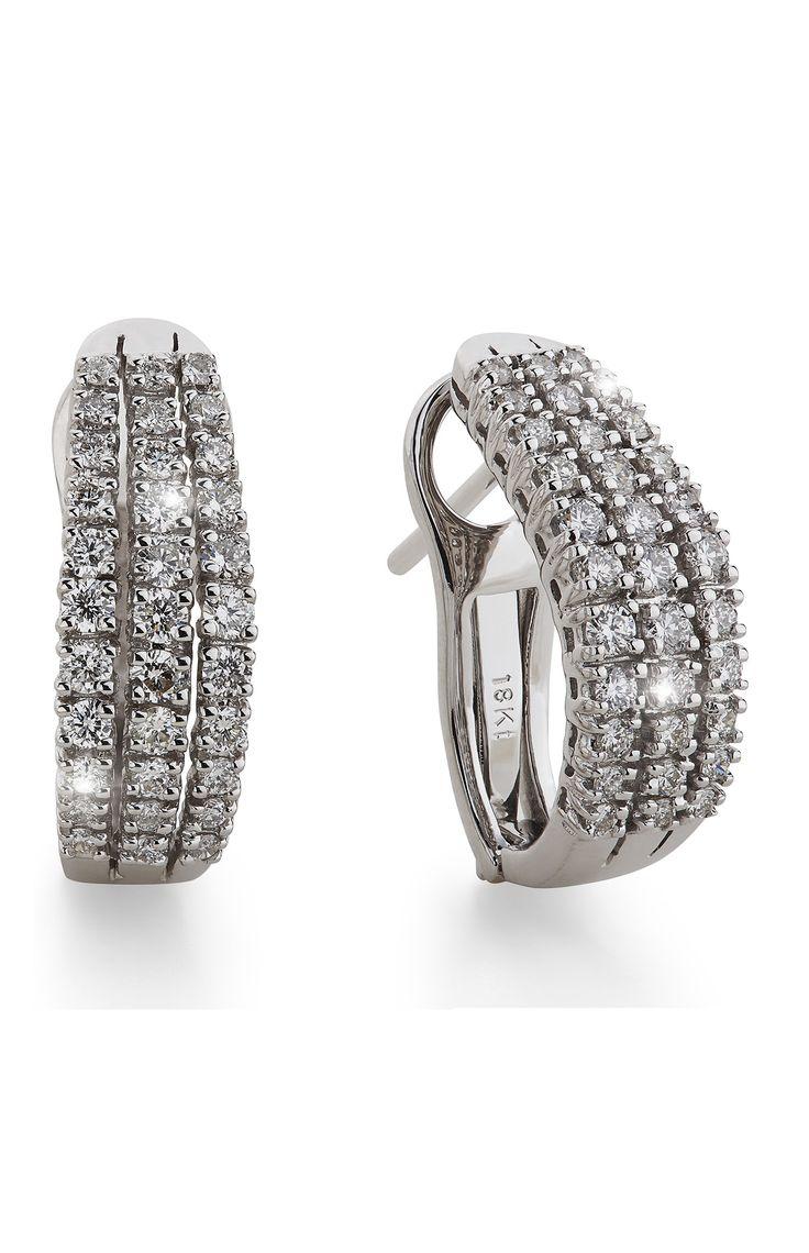 #Earrings #Diamonds #Whitegold #jewellery #Anniversary #gift #LialiJewellery #Love #celebrate