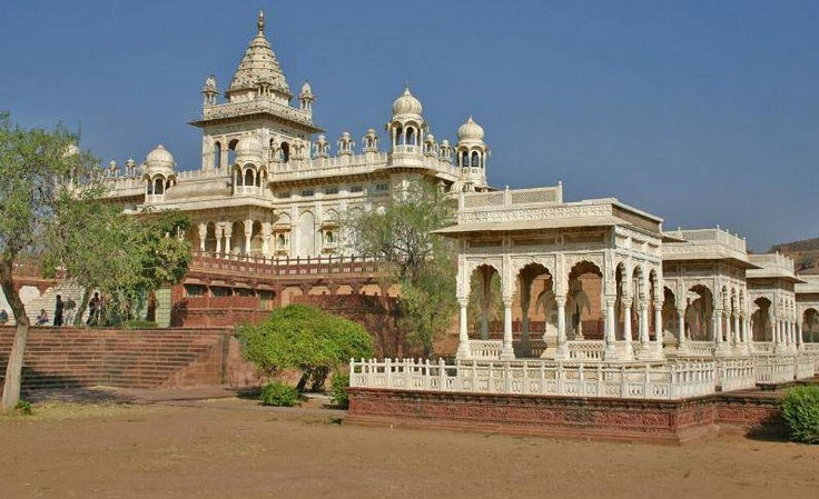 Place of great kings and warriors - Jaswant Thada
