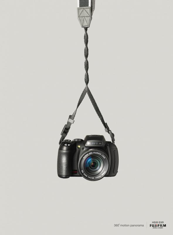 Fujifilm: 360 motion panorama