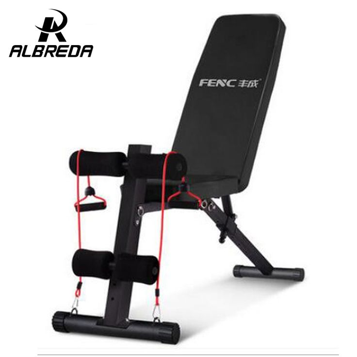 56.42$  Watch here - http://ali6vk.worldwells.pw/go.php?t=32648672945 - New arrival  Sit up board fitness training more function muscles plate household Bodybuilding equipment machine RO299