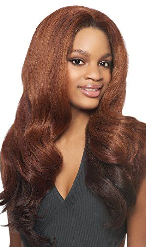 Outre Quick Weave Synthetic Half Wig Batik Bundle Hair DOMINICAN BLOWOUT RELAXED BH950425 *** Click image for more details.(This is an Amazon affiliate link and I receive a commission for the sales)