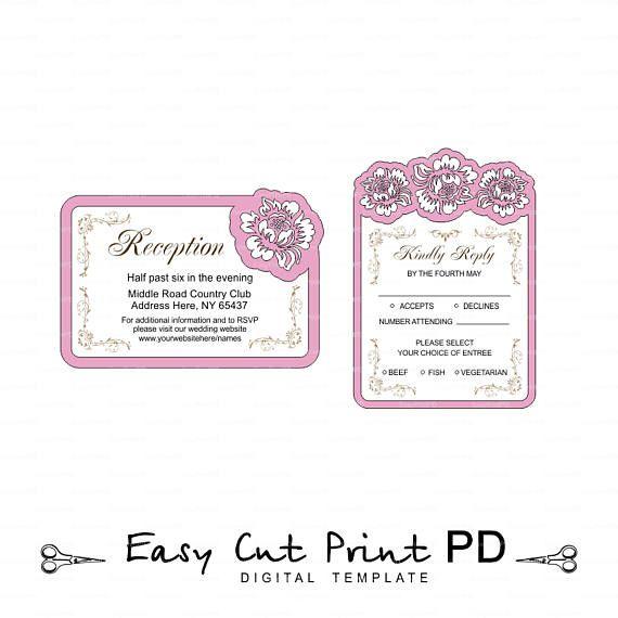 52 best San de Poli Design Laser cut wedding invitations images on - best of luxury invitation vector