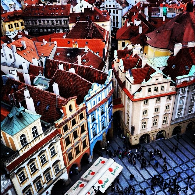 Prague - a surprise holiday for my 30th!