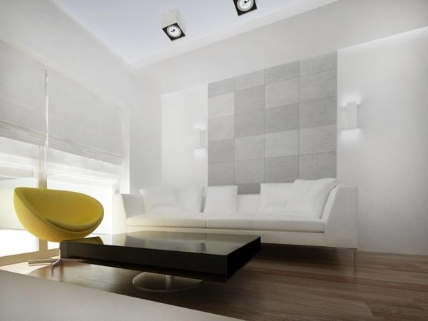 Projekt wnętrz- mieszkanie prywatne Kraków- koncepcje by Altro Studio Projektowanie wnętrz Barba , via Behance