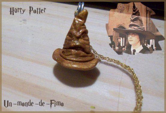 Deux-cent-cinquante-deuxième objet:  Pendentif Harry Potter, le Cho...