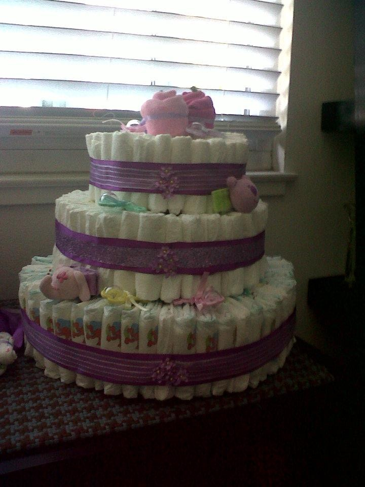 Diaper Cake Jenny Trisha Wwwimagenesmicom