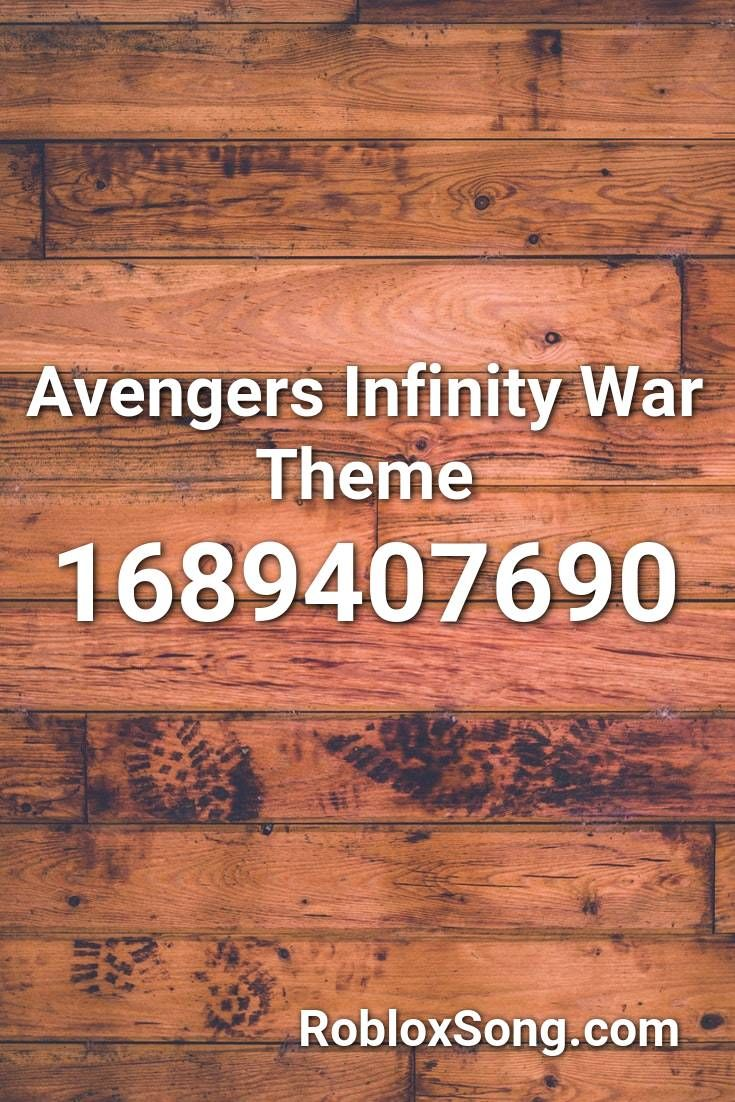 Avengers Infinity War Theme Roblox Id Roblox Music Codes Pokemon Black And White Avengers Infinity War Roblox The city has a large market where numerous rare items can be found and purchased. avengers infinity war theme roblox id