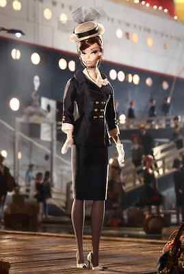 Boater Ensemble Barbie 2013 - NRFB