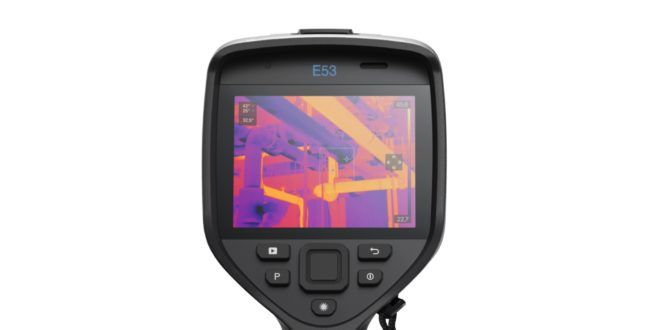 Entry-level thermal imaging camera