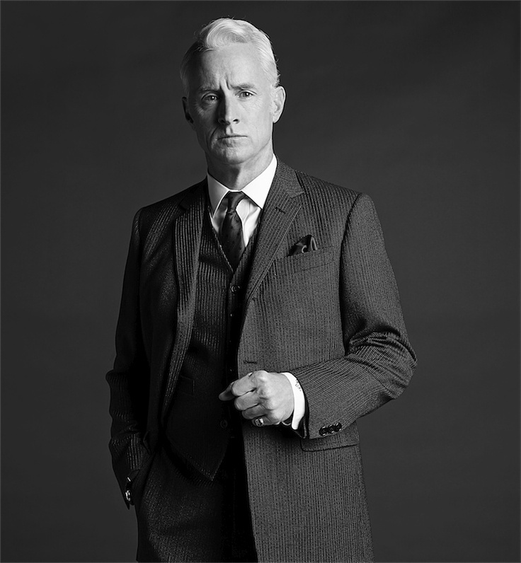 bohemea: Mad Men Season 6 Portraits by Frank W Ockenfels 3
