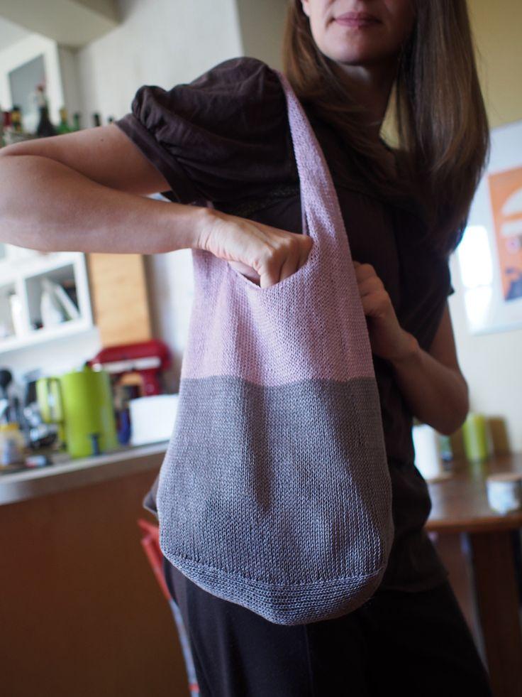 58 besten knitting bag Bilder auf Pinterest | Strickbeutel ...