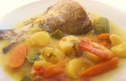 Συνταγή: Ψαρόσουπα πεντανόστιμη