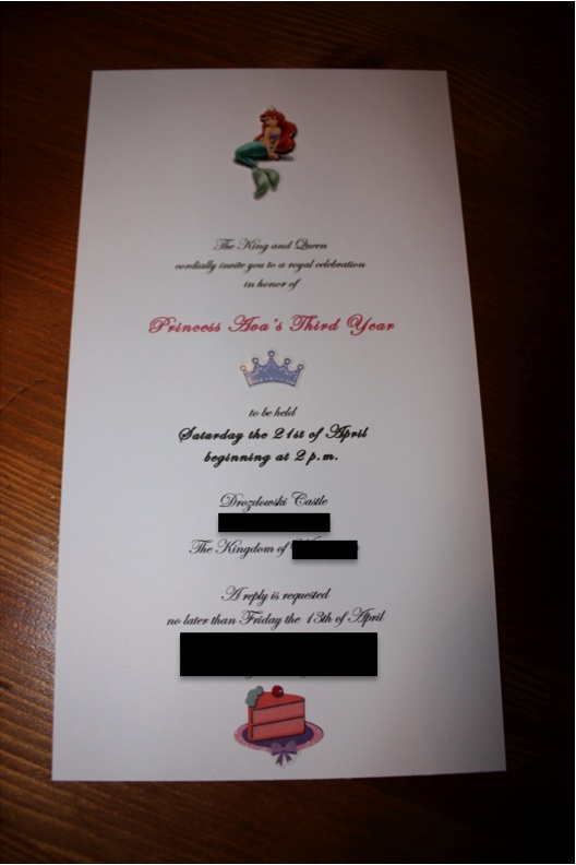 Princess Invitation Text: The King And Queen Cordially Invite You To A  Royal Celebration In. Invitation TextAc MoorePrincess ...
