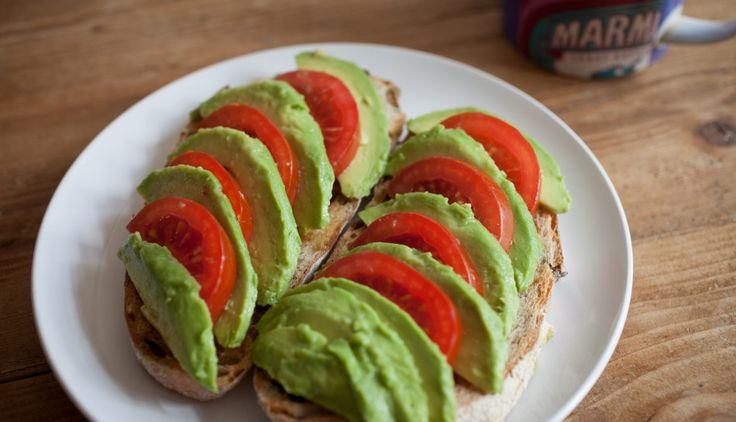 Vegan Recipes | Avocado, Tomato and Marmite on Toast | Veganuary 2015