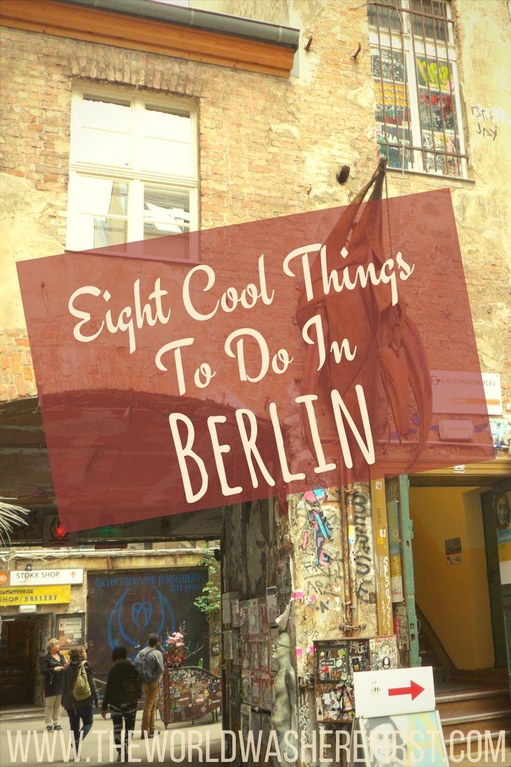 Berlin, Germany...Visit Berlin...Things to do in Berlin